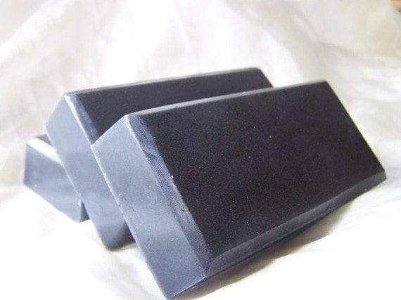 Lavender and Tea Tree Facial Soap with Activated Charcoal