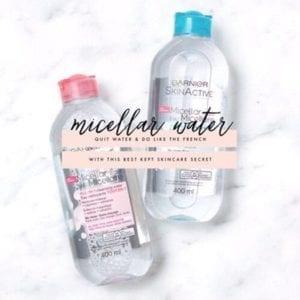 Garnier Micellar Water Review