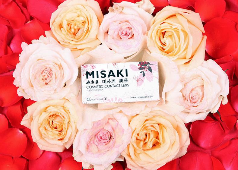 Misaki Cosmetics Contact Lenses (Video Review)