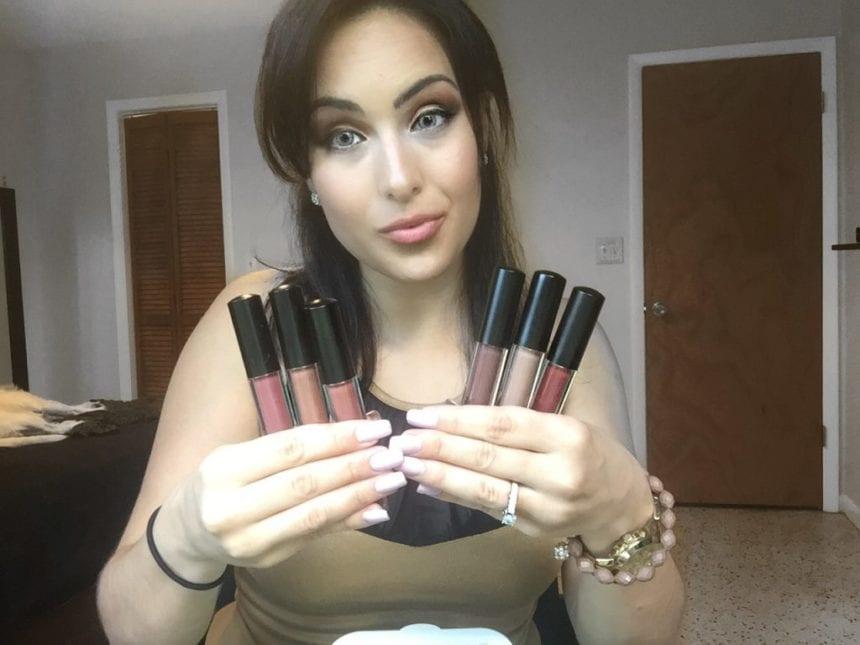 LIQUID LIPSTICK FUN: 6 Kleancolor Lipsticks for $7!