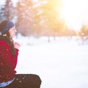 Blue Skies Ahead: Say Goodbye To Seasonal Sadness in Four Steps