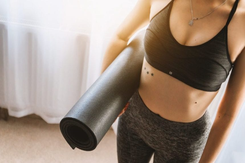 How To Get Fit Without Leaving The House