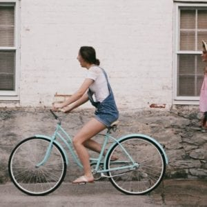 Why Your Bike Can Be The Ultimate Beauty Accessory