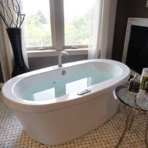 Splashing Out On A New Bath Tub