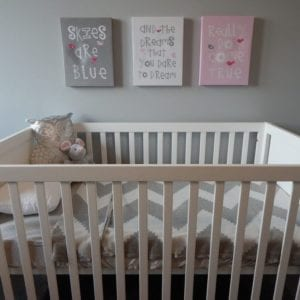 Baby Bedroom Basics