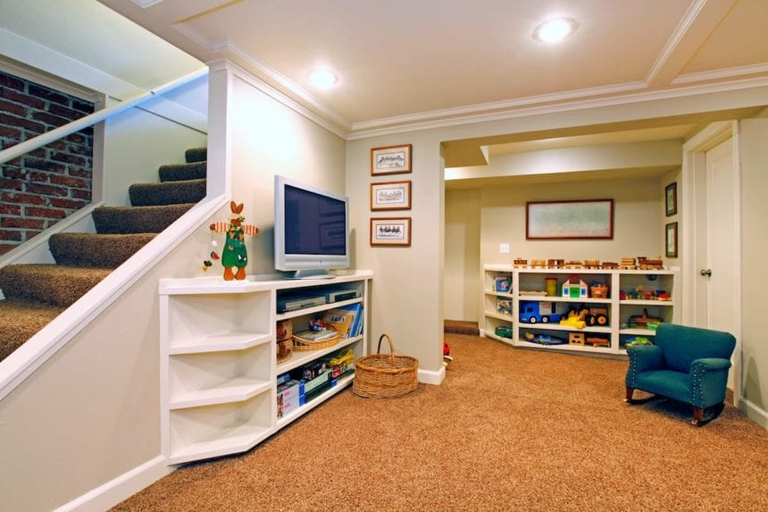 A Hideaway (In The Best Possible Way): Developing A Basement We Can Be Proud Of