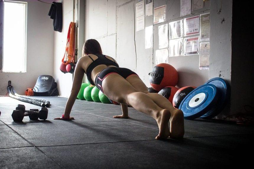 Exercising Through Pain