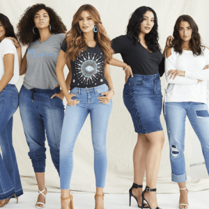 Sofia Vergara Launches Size-Inclusive Jeans Collection