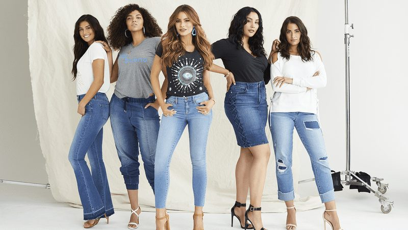 Sofia Vergara Launches Size-Inclusive Jeans Collection