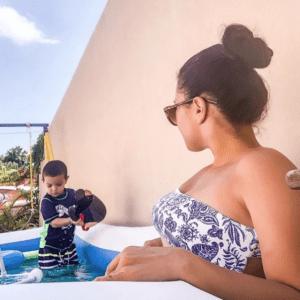 Jump On Quarantine Healthy Water Fun