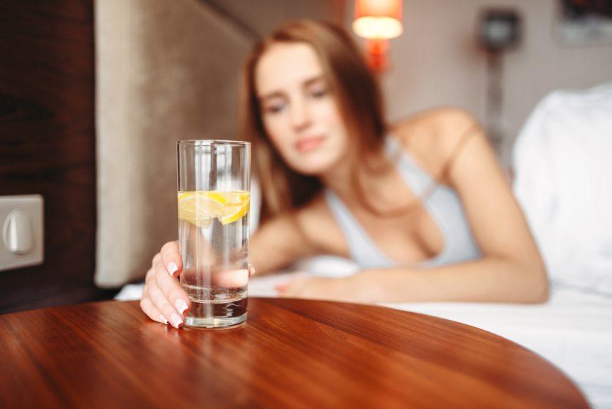 13 Reasons You Should Be Drinking Lemon Water
