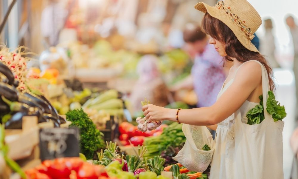 Adorable Outfits To Wear to the Farmers Market