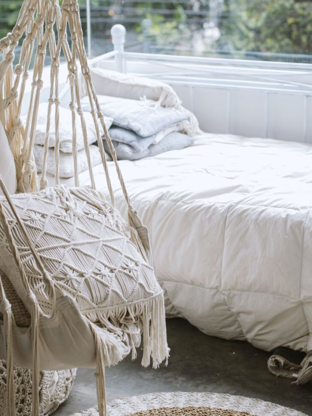 How To Transform Your Bedroom Into A Stress Healing Retreat
